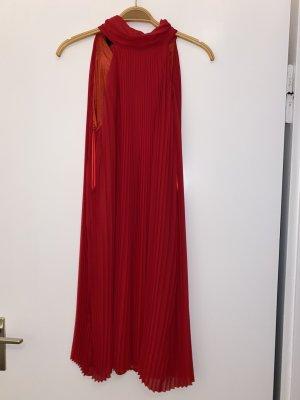 BSB Collection Abito midi rosso lampone-magenta