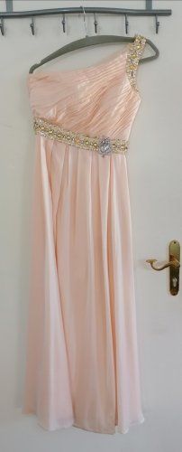 eDressit One Shoulder Dress pink