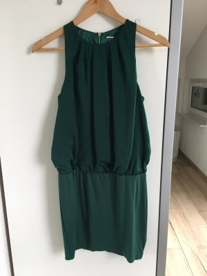 Vila Evening Dress forest green