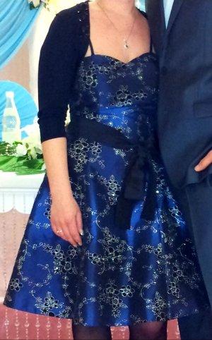 ASHWI Paris Suknia wieczorowa niebieski