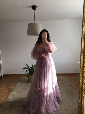 Azra Dress Evening Dress mauve-dusky pink