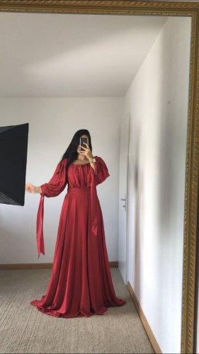 Azra Robe de soirée rouge