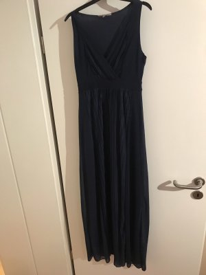 Anna Field Evening Dress dark blue-blue