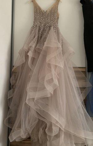 Abendkleid Avondjurk lichtroze-paars