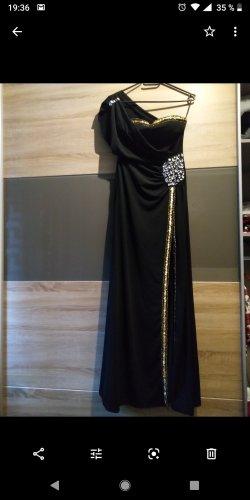 100% Fashion Robe de soirée noir