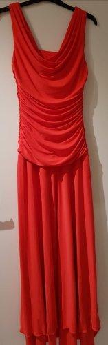 Tkmaxx Evening Dress neon red