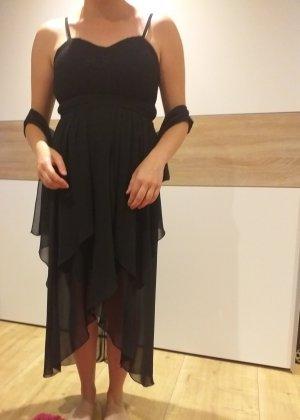OMONSIM H&K Robe de bal noir