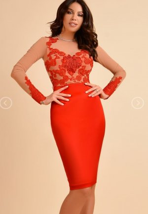 Athmosphere Evening Dress red