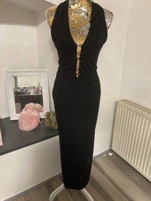 Ana Alcazar Vestido de noche negro