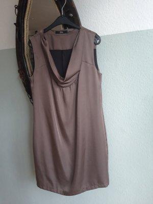 s.Oliver Evening Dress grey brown