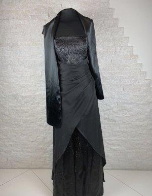 Juju & Christine Vestido de baile negro