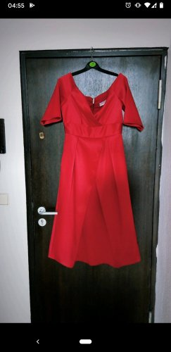Closet Evening Dress red