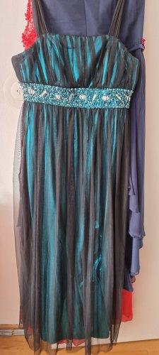 andere Marke Robe de soirée turquoise-bleu cadet