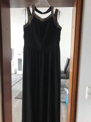 asos curve Suknia wieczorowa czarny