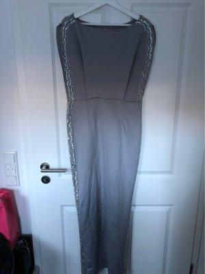 Asos Robe de soirée argenté