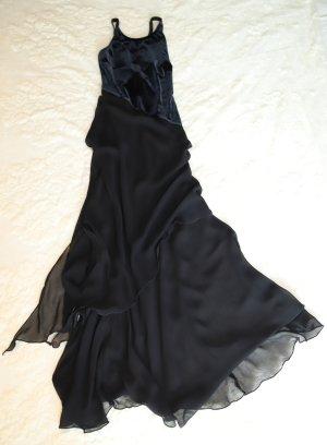 Chou Chou Suknia balowa czarny Wiskoza