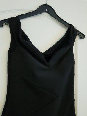 Miss Selfridge Robe à manches courtes noir