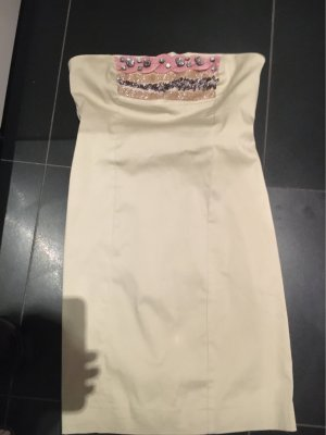 Anna Rita N Suknia wieczorowa jasnobeżowy