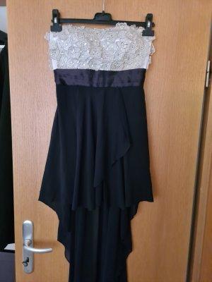 Cotton Club Evening Dress black-light grey