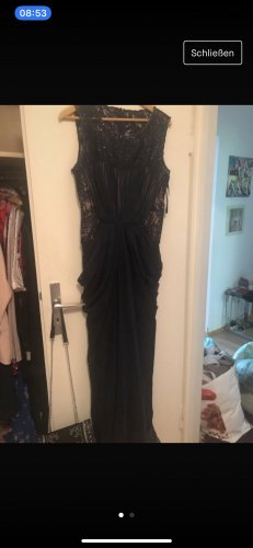 Ashley Brooke Evening Dress dark blue