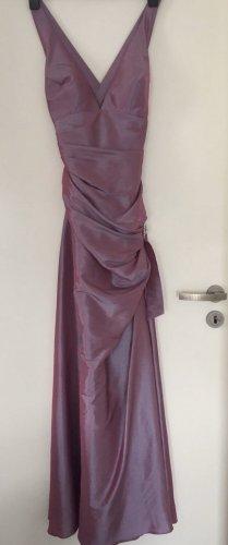 Abendkleid Abiball violett lila