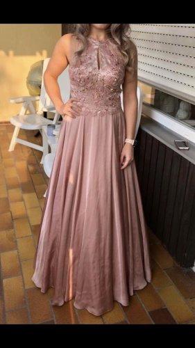 eDressit Evening Dress rose-gold-coloured