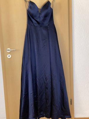 Abendkleid/Abikleid - Blau/Lila - 38