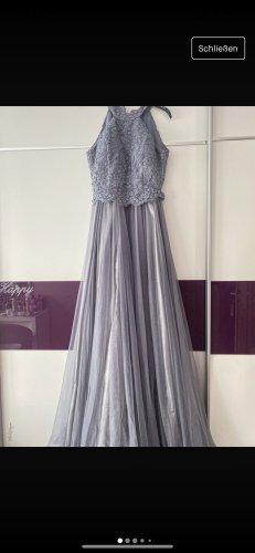 0039 Italy Suknia wieczorowa Wielokolorowy