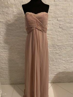 Young Couture by Barbara Schwarzer Abito da ballo rosa antico Chiffon