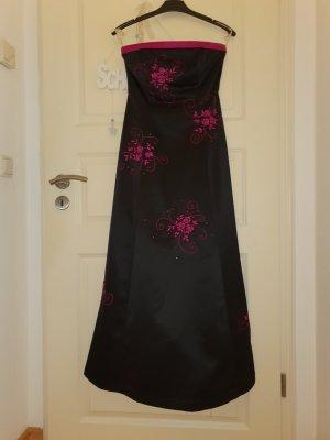 -8- Venice Evening Dress black