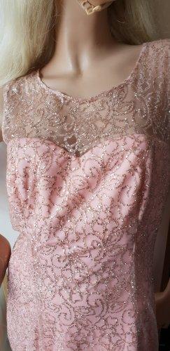 Abendkleid Ballkleid Hochzeit Größe 44 elegant mit schimmer