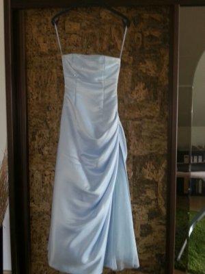 Abendkleid / Ballkleid / Kleid mit Stasssteinen Gr. 32