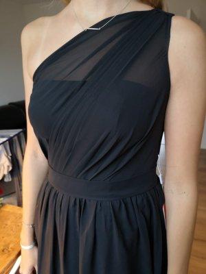 Abendkleid Ballkleid schwarz Gr.36