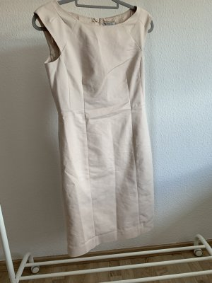 H&M Pencil Dress natural white-cream