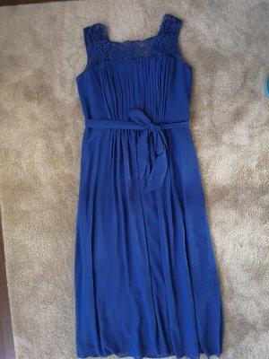 Abendkleid blau