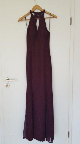 Abendkleid Bordeaux/ Schlankmacher