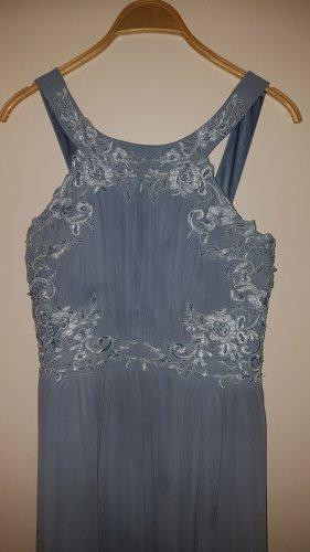 Abendkleid/ Brautjungfernkleid in Hellblau