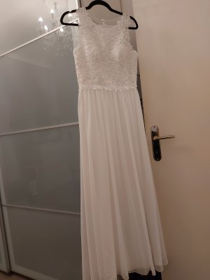 MASCARA LONDON Suknia ślubna biały