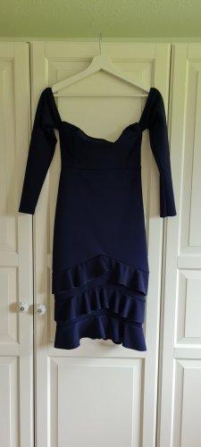 Missguided Evening Dress dark blue