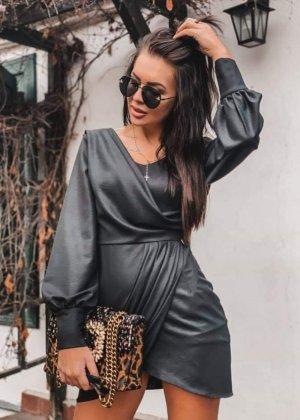 COLORI Evening Dress black