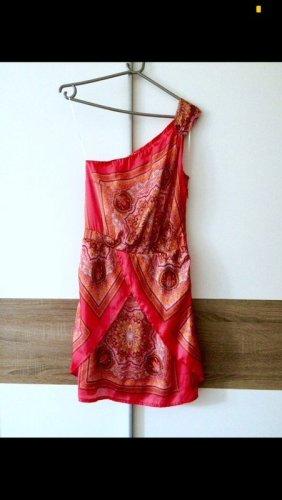 Orsay Empire Dress multicolored mixture fibre