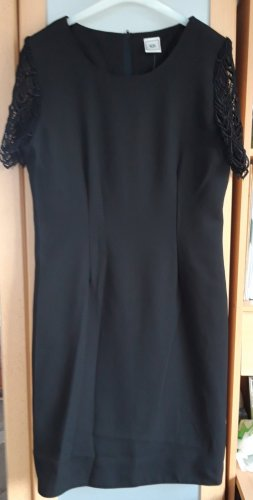 Abendkleid Cocktailkleid schwarz Gr.38