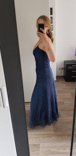 Style Suknia wieczorowa niebieski-ciemnoniebieski