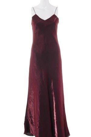 Abendkleid dunkelrot Elegant