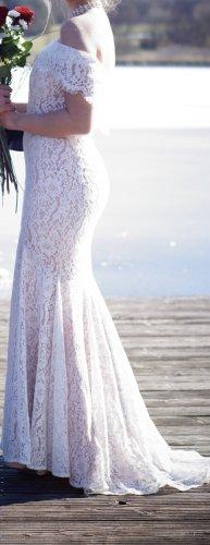 Jarlo Suknia ślubna biały