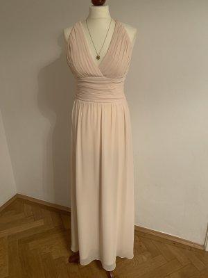 Abendkleid Empire Rose 36 Ballkleid Brautjungfer