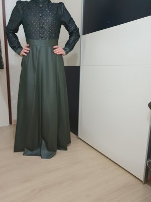 & other stories Evening Dress gold-colored-green grey