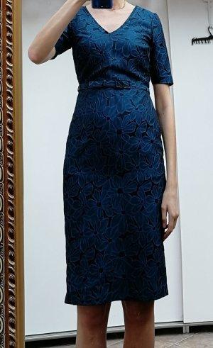 Betty Jackson Midi-jurk veelkleurig