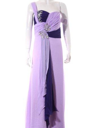Abendkleid flieder-dunkelviolett Elegant