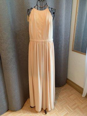 Abendkleid Gr. 42 puderrosa